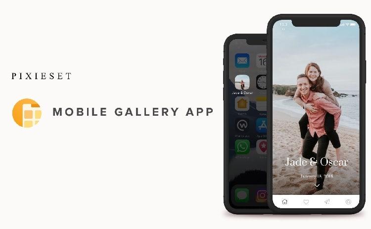 pixieset app