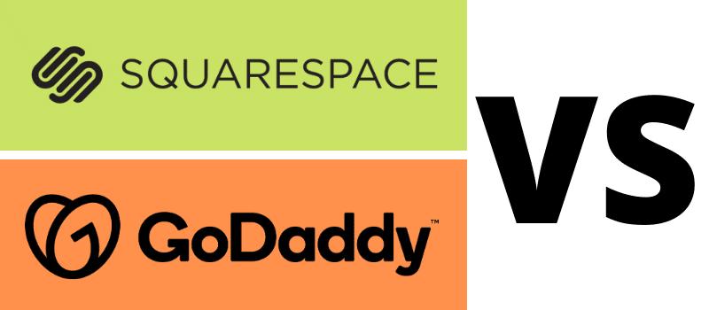 Squarespace VS Godaddy